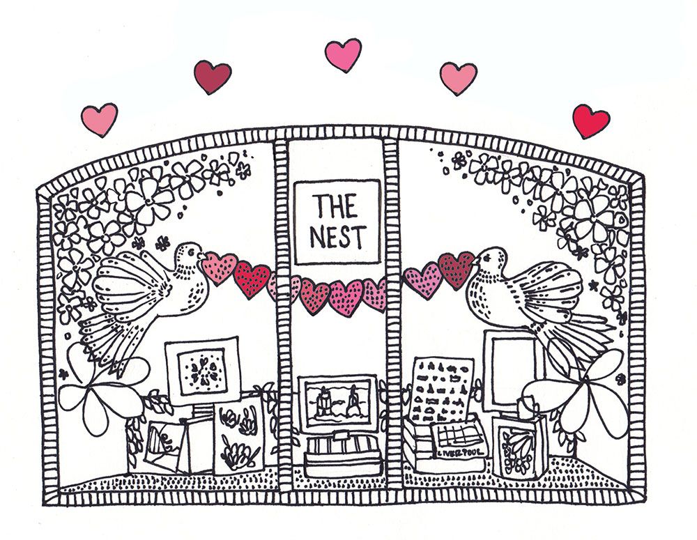 Valentine's Day at The Nest